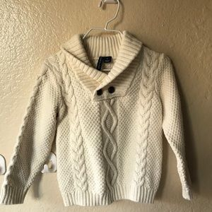 2/25$ Janie and Jack Sweater 2T